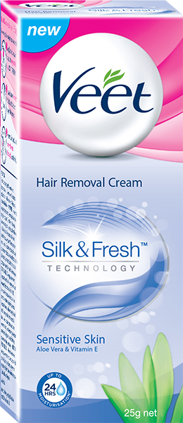 Buy Veet Hair Removal Cream For Sensitive Skin Leg Hair Removal