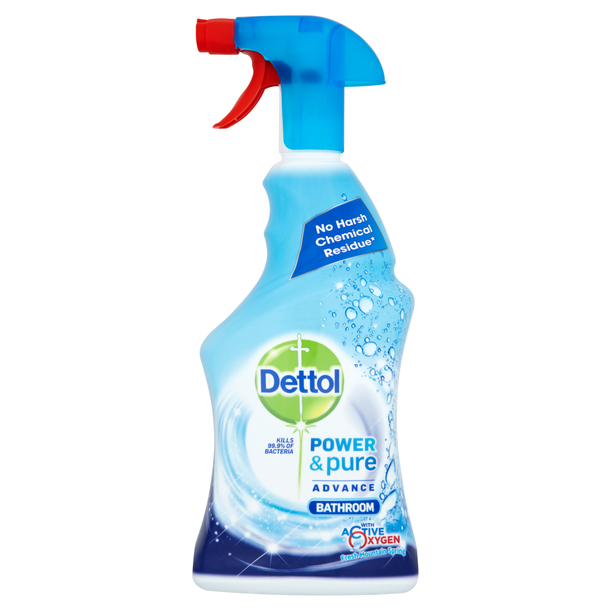 Bathroom Cleaners Power Amp Pure Bathroom Spray Dettol
