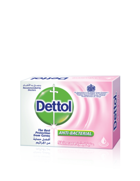 Dettol Anti-Bacterial Bar Soap Skin Care 175gm
