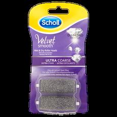 Scholl Velvet Smooth Roller Head - Ultra Coarse