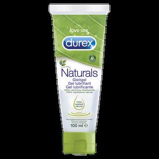 Durex Naturals Gel lubrifiant