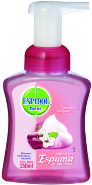 Espadol Dettol Doy Packs Jabón en Espuma Antibacterial*
