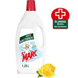 St Marc Liquide Multi-Usages Anti-bactérien Citron¹²