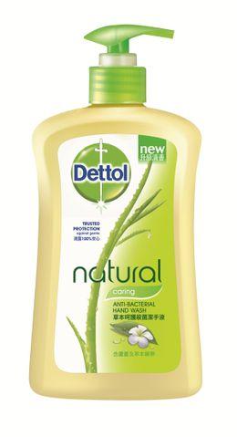 Dettol Natural Caring Antibacterial Liquid Hand Wash
