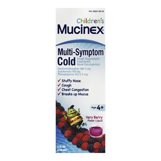 Children's Mucinex® Multi-Symptom Cold Liquid