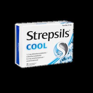 Strepsils Cool, sugetabletter 36
