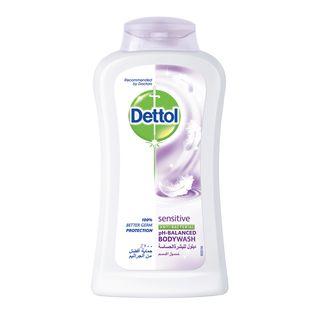 Dettol Anti-Bacterial Body Wash Sensitive 250ml