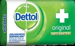 Sabun Anti Bakteri Dettol Original