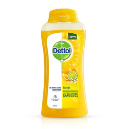 Dettol Anti-Bacterial Body Wash Fresh