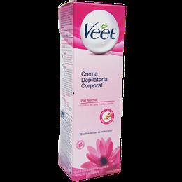 Veet® Crema Depilatoria Corporal Piel Normal