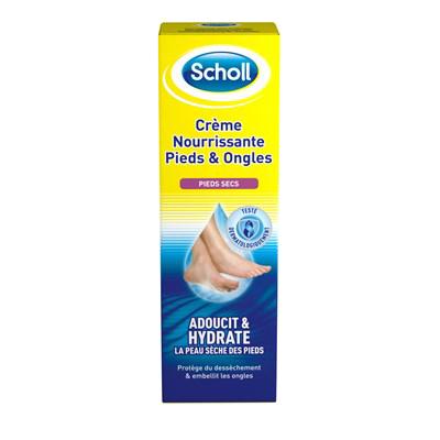 Scholl Crème Nourrissante Pieds & Ongles