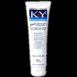 K-Y ® GEL LUBRICANTE 50G