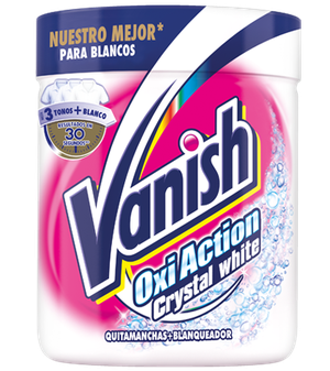 Vanish OxiAction Crystal White