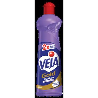 Veja Gold Multiuso Lavanda e Álcool Squeeze 500ml