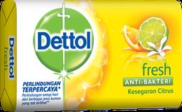 Sabun Anti Bakteri Dettol Fresh