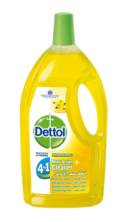 Dettol Disinfectant Multi-Purpose Kitchen Cleaner Trigger Spray Orange 500ml