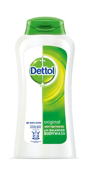 Dettol Original Antibacterial pH-Balanced Body Wash