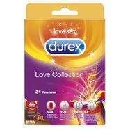 Durex Love Collection, 31 Kondome