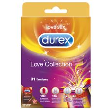 Durex Love Collection, 31 Kondome