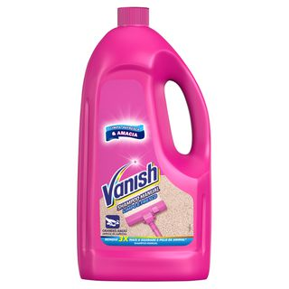 Vanish Shampoo Manual