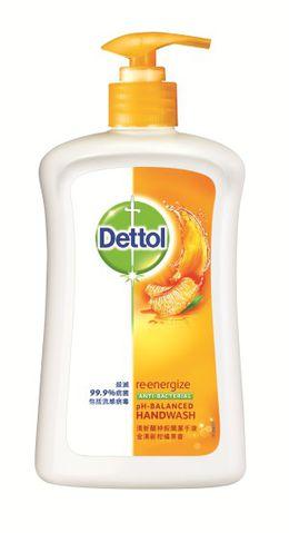 Dettol Antibacterial Re-energize Liquid Hand Wash