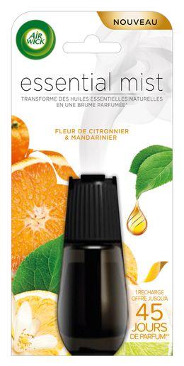 Air Wick Essential Mist Recharge Fleur de Citronnier et de Mandarinier