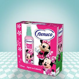 Pack Agua de Colonia Minnie