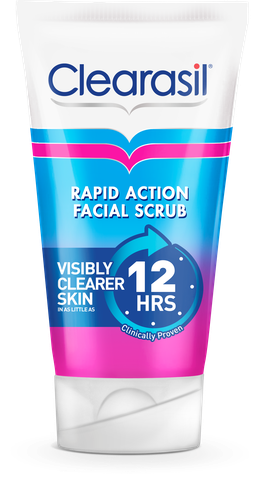 Clearasil® Rapid Action Scrub