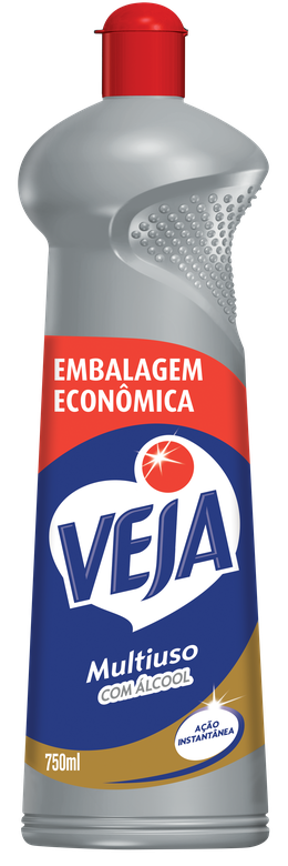 VEJA MULTIUSO ÁLCOOL SQUEEZE 750ML