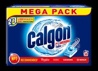 Tabletki Calgon