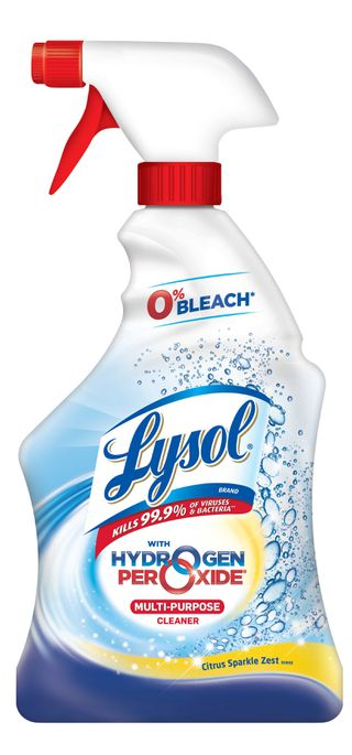 Lysol with Hydrogen Peroxide Multi-Purpose Cleaner - Citrus Sparkle Zest