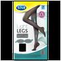 Collant Scholl Light Legs 20 den nero L