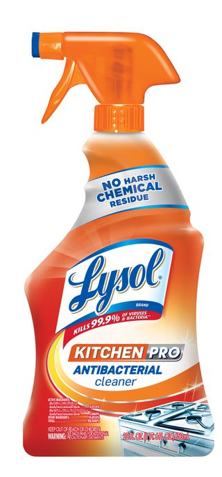 Lysol Kitchen Pro Antibacterial Cleaner Trigger