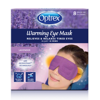 Optrex Warming Eye Mask (Lavender)