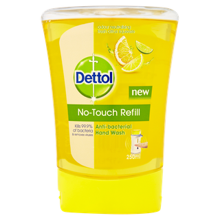 Dettol No-touch Antibacterial Hand Wash - Refill - Citrus