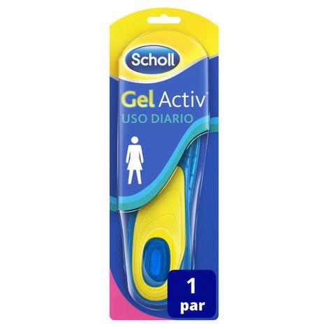 Scholl GelActiv™ Uso Diario Mujer