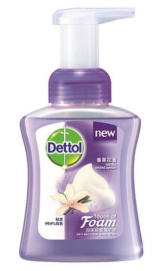 Dettol Touch of Foam: Foaming Hand Soap