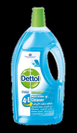 Dettol Disinfectant Multi-Purpose Bathroom Cleaner Trigger Spray Aqua 500ml