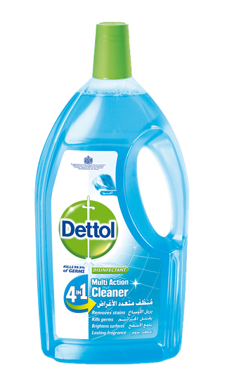 Dettol Disinfectant Multi-Purpose Bathroom Cleaner Trigger Spray Aqua 500ml
