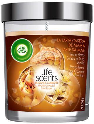 Vela Life Scents Tarte Da Mãe