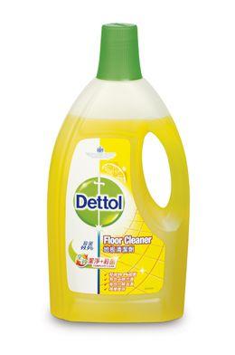Dettol Complete Clean Floor Cleaner Lemon