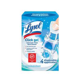 Lysol® Click Gel™ Automatic Toilet Bowl Cleaner - Ocean