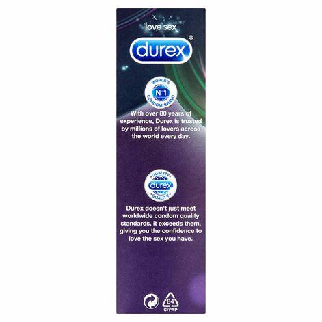 Durex Intense Condoms 6 Pack