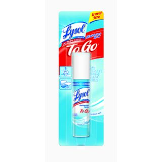 Lysol® Disinfectant Spray To Go®