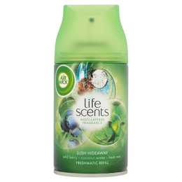 Air Wick Freshmatic Max Refill Life Scents™ - Lush Hideaway
