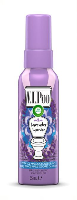 Air Wick VIPoo Spray para el WC Lavanda
