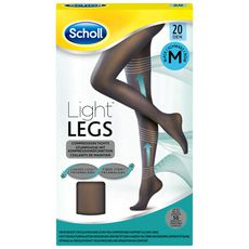 Collants Scholl Light Legs™ 20D Noir M