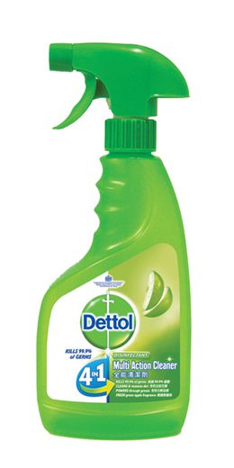 Dettol 4 in 1 Trigger Spray