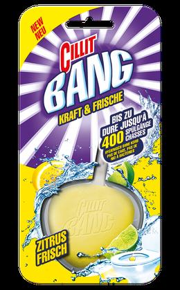 Cillit BANG Kraft & Frische WC-Spüler Zitrus Frisch