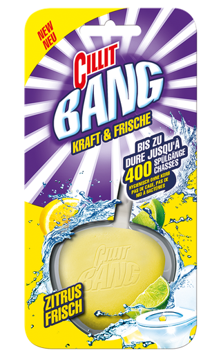 Cillit BANG Kraft&Frische Zitrus Frisch